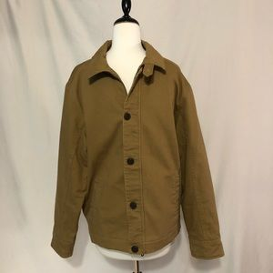 Red Head Brand Co Tan Canvas Jacket M